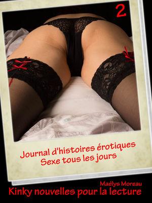 Journal d´ histoires érotiques