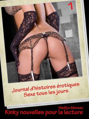 Journal d'histoires érotiques