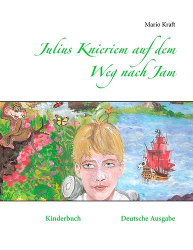 Julius Knieriem auf dem Weg nach Jam