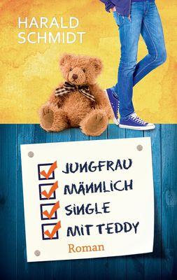 Jungfrau, männlich, Single, mit Teddy