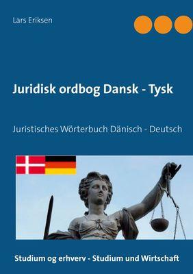 Juridisk ordbog Dansk - Tysk