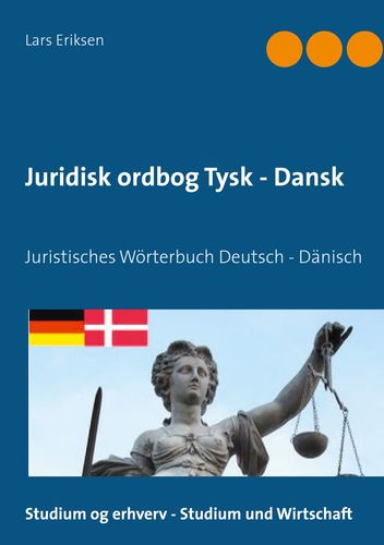 Juridisk ordbog Tysk - Dansk
