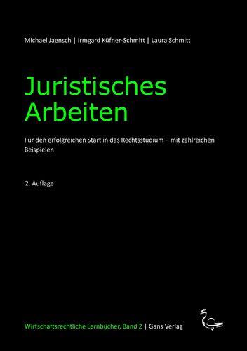 Juristisches Arbeiten