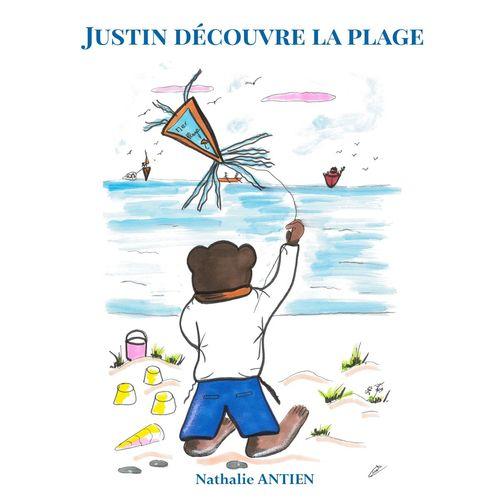 Justin découvre la plage