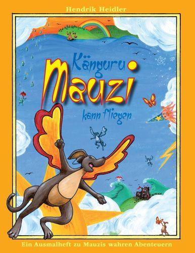 Känguru Mauzi kann fliegen