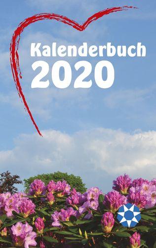 Kalenderbuch 2020 - Liebessprüche, Liebesbotschaft