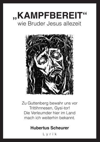 """""""Kampfbereit"""" wie Bruder Jesus allezeit"""
