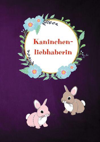 Kaninchenliebhaberin