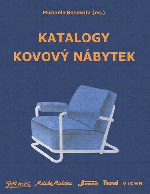 Katalogy Kovový nábytek