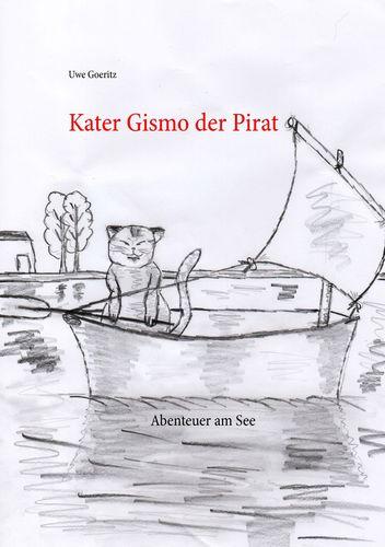 Kater Gismo der Pirat