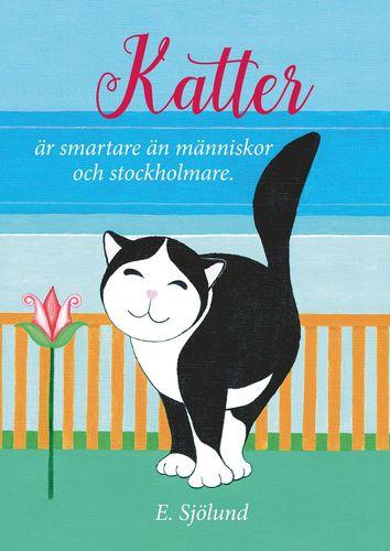 Katter är smartare än människor och stockholmare