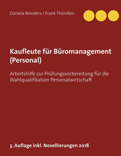 Kaufleute für Büromanagement (Personal)