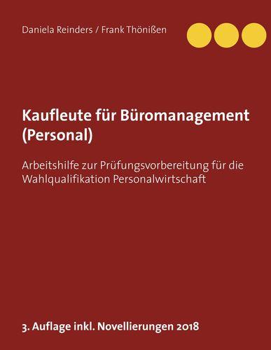 Kaufleute für Büromanagement (Personal)