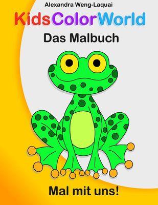 KidsColorWorld - Das Malbuch