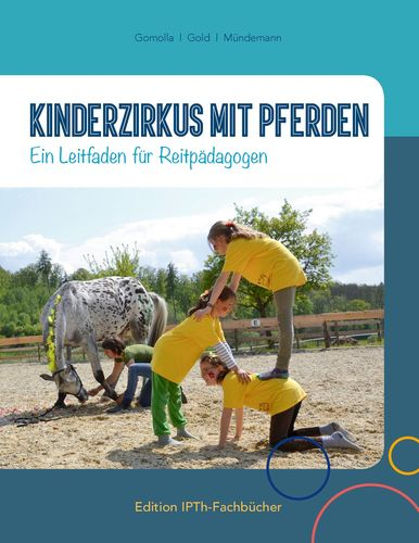 Kinderzirkus mit Pferden