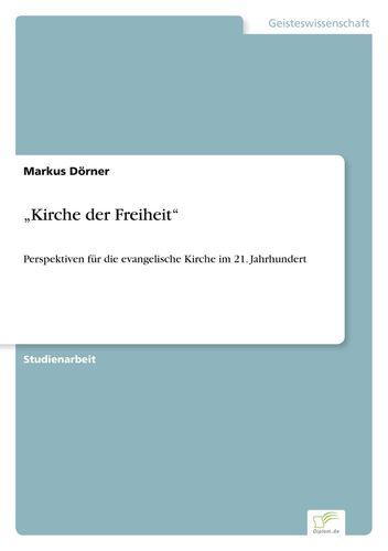 """""""Kirche der Freiheit"""""""