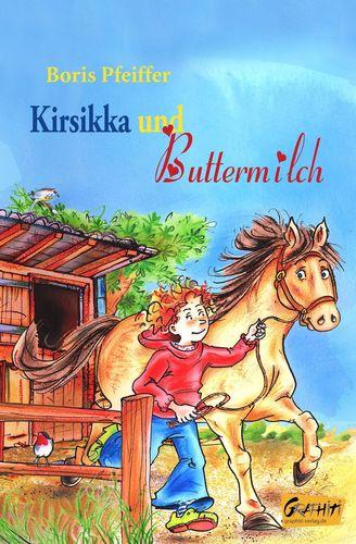 Kirsikka und Buttermilch