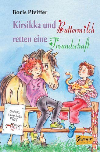 Kirsikka und Buttermilch retten eine Freundschaft