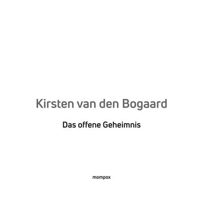 Kirsten van den Bogaard