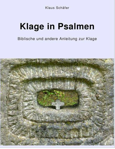 Klage in Psalmen
