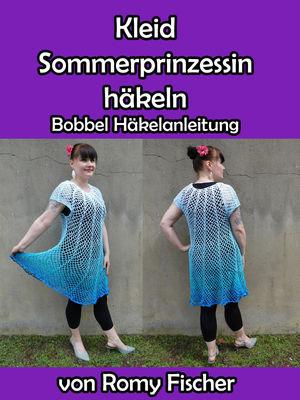 Kleid Sommerprinzessin häkeln