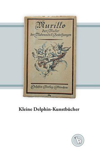 Kleine Delphin-Kunstbücher