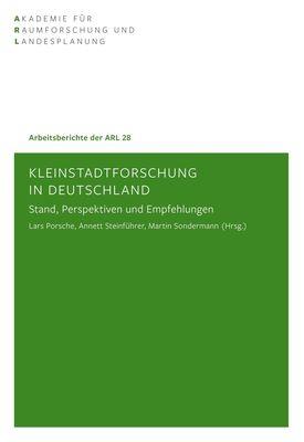 Kleinstadtforschung in Deutschland