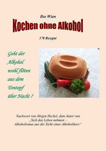 Kochen ohne Alkohol