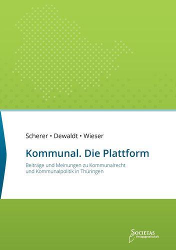 Kommunal. Die Plattform