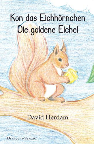 Kon das Eichhörnchen - Die goldene Eichel