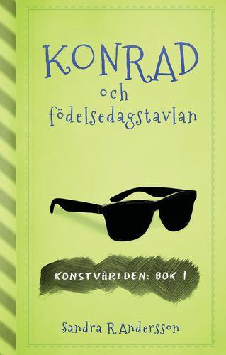 Konrad och födelsedagstavlan