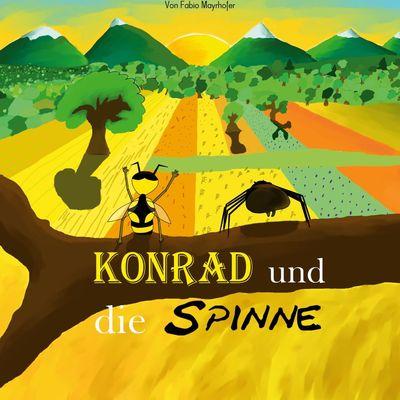 Konrad und die Spinne