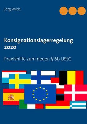 Konsignationslagerregelung 2020