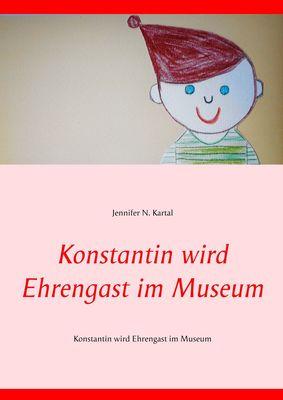 Konstantin wird Ehrengast im Museum