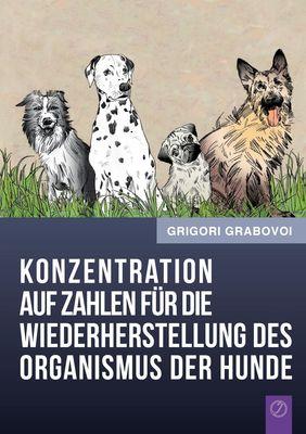 Konzentration auf Zahlen für die Wiederherstellung des Organismus der Hunde