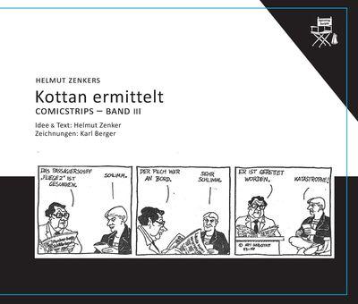 Kottan ermittelt: Comicstrips (Band 3)