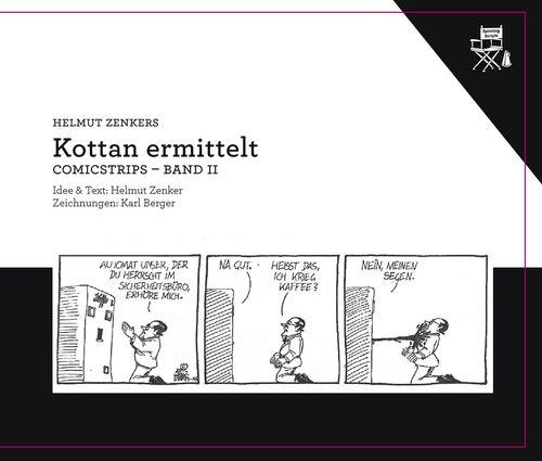 Kottan ermittelt - Comicstrips