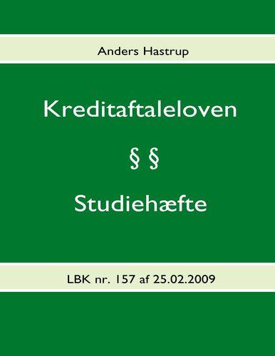 Kreditaftaleloven - Studiehæfte