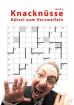 Kreuzworträtsel - Knacknüsse