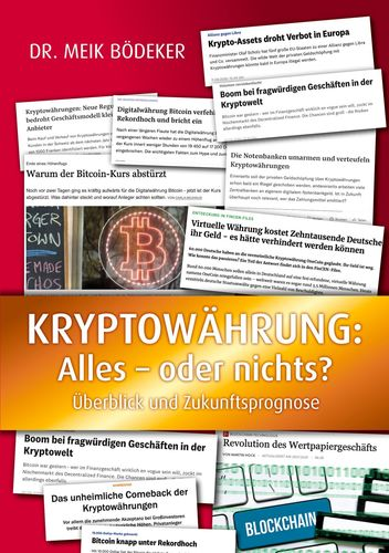 Kryptowährung: Alles - oder nichts?