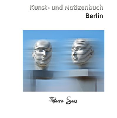 Kunst- und Notizenbuch Berlin