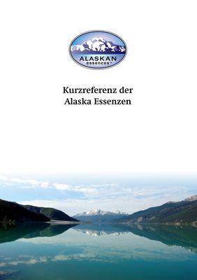 Kurzreferenz der Alaska Essenzen