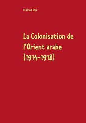 La Colonisation de l'Orient arabe (1914-1918)