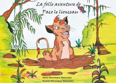 La folle aventure de Paco le lionceau