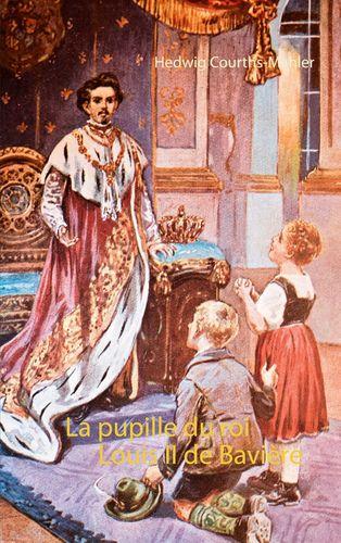 La pupille du roi Louis II de Bavière