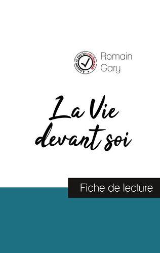La Vie devant soi de Romain Gary (Analyse complète de l'oeuvre)