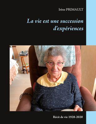 La vie est une succession d'expériences