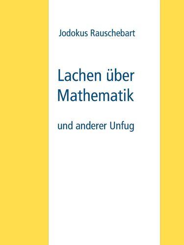 Lachen über Mathematik