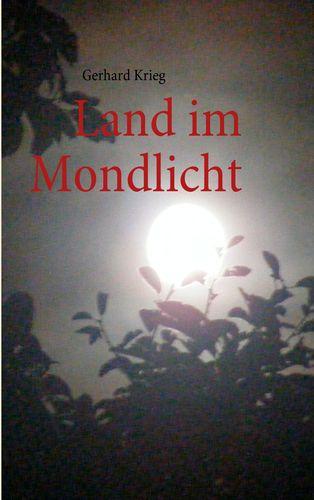 Land im Mondlicht