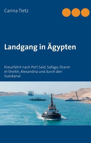 Landgang in Ägypten